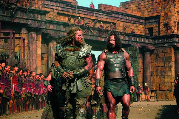 Кадр из фильма «Геракл»