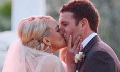 Сестра Бритни Спирс устроила шикарную свадьбу