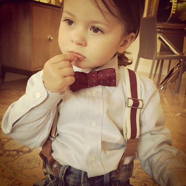 Дочке Виктории Бони Анджелине исполнилось два года