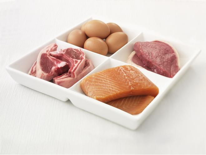 животный белок в каких продуктах