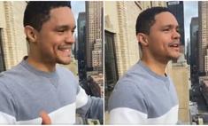 комик пытался повторить итальянский флешмоб пением балкона нью-йорке