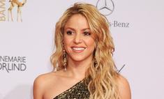 Шакира снялась в рекламе шампанского