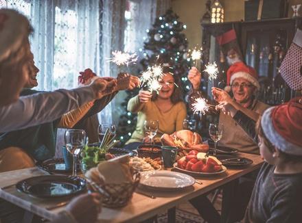 Как полюбить Новый год и другие семейные праздники