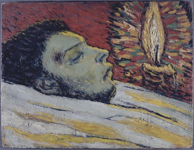 Смерть Касахемаса