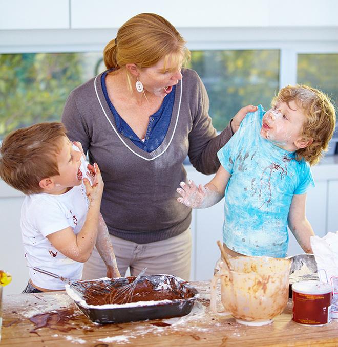 Мама кричит на ребенка: что делать