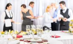 Выбор и расчет алкоголя на свадьбу