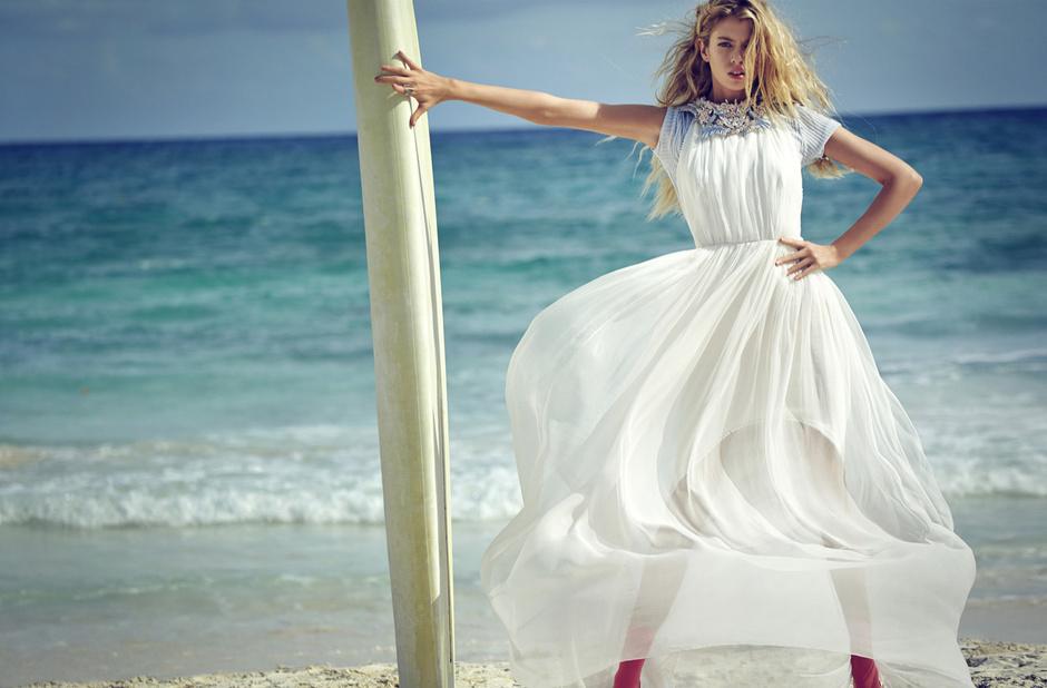 Модные цвета лета 2017 в одежде