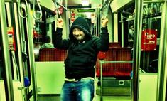 Михаил Галустян пересел на трамвай