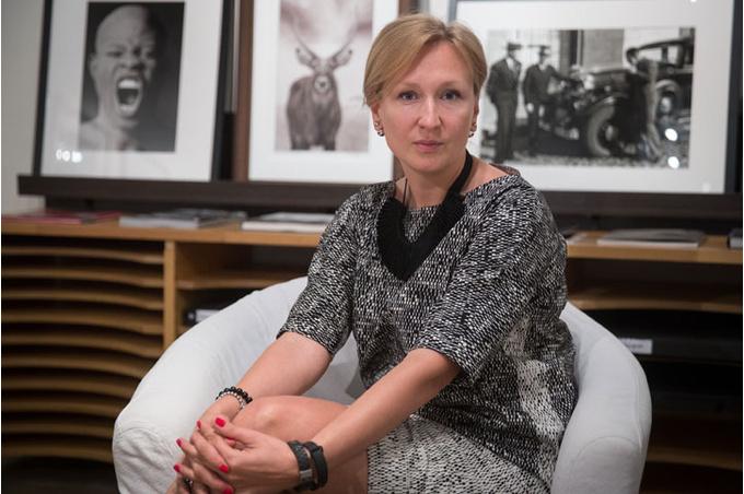 Наталья Григорьева-Литвинская