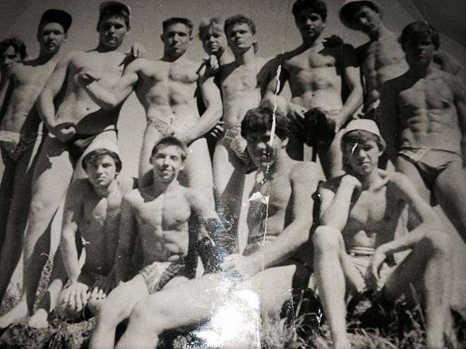 Николай Валуев порадовал подписчиков в соцсети подростковой фотографией