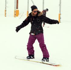 Выбор звезд: каким спортом заняться зимой