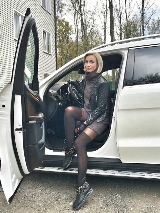 Модные тенденции осень 2015: что носят звезды фото Ольга Бузова