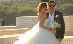 Первые свадебные фото красноярской «Лолиты» и топ-менеджера «Лукойла»