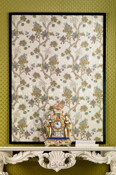 Ткани из коллекции Ottocento, Sur Canape, салон DeLuxe Home Creation.