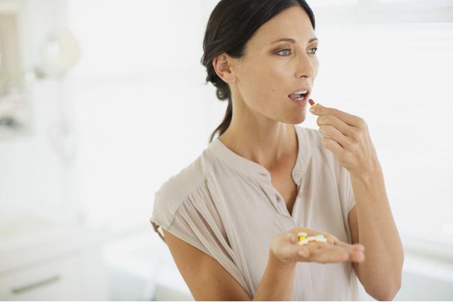 можно ли принимать витамины с контрацептивами