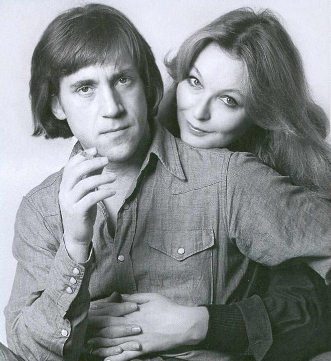 Владимир Высоцкий и Марина Влади, фото