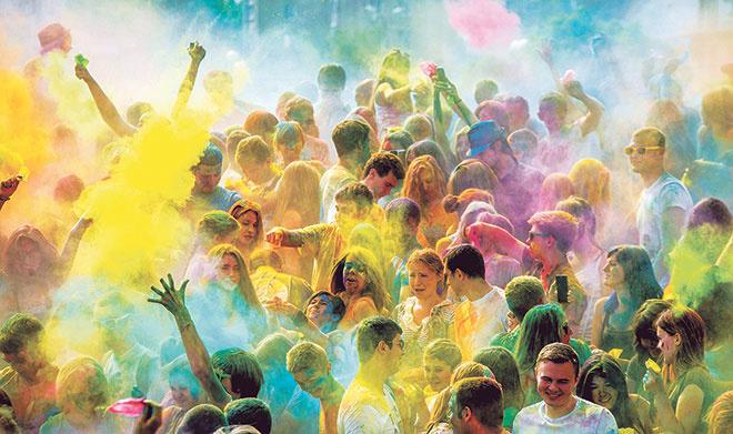 фестиваль красок в Ростове август 2014 купить билеты