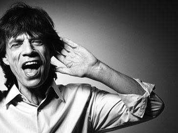 В Москве откроется выставка портретов Мика Джаггера (Mick Jagger)