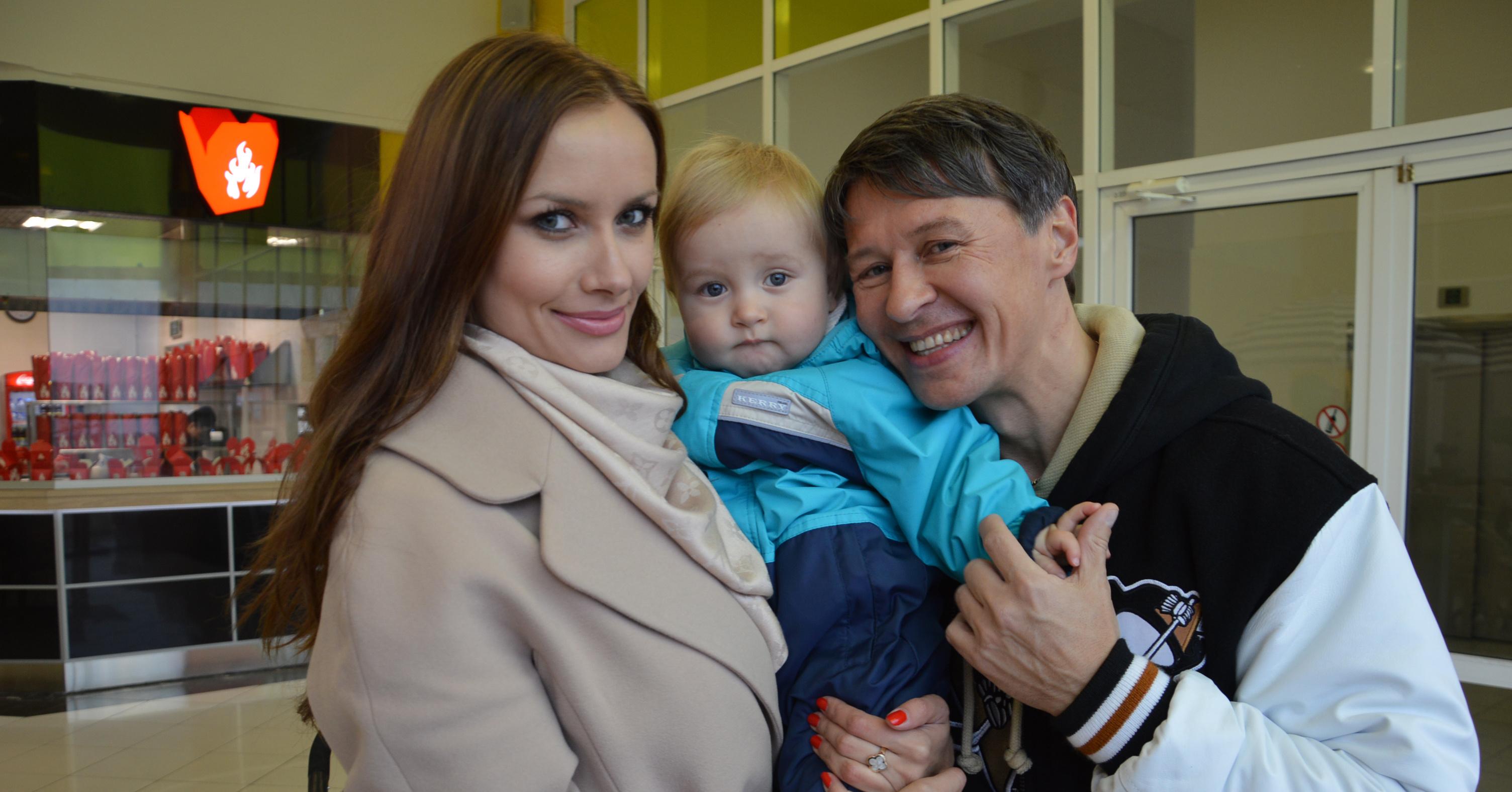Андреи соколов жена и дети фото