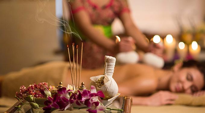 Слим-массаж «Грация» по-балийски