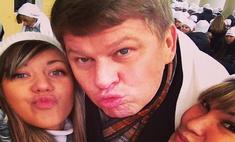 Наколай Валуев и Дмитрий Губерниев в Чебоксарах