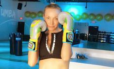 Ради хорошей фигуры Кристина Орбакайте занялась боксом