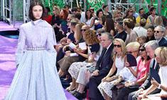 Неделя высокой моды в Париже: лучшие показы