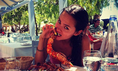 Морские гады: какие блюда из даров моря выбирают звезды?