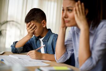 Нервный тик и новый опыт: как мы с сыном осваивали дистанционое обучение