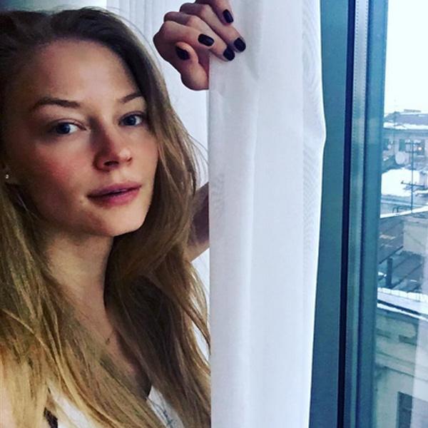 Светлана Ходченкова без макияжа