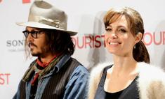 Два одиночества: Джоли сблизилась с Деппом