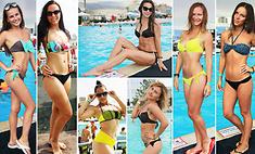 Королевы казанских пляжей: 20 красавиц в бикини