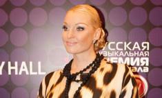 Анастасия Волочкова отметила день рождения в кругу семьи