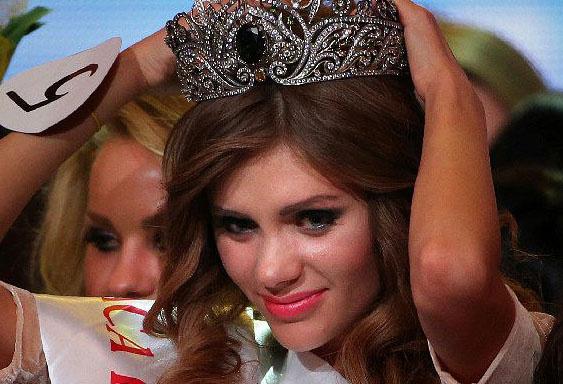 «Краса России – 2014», Татьяна Баитова, фото