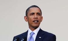 Барак Обама вручил медали Свободы Ангеле Меркель и Джорджу Бушу-старшему