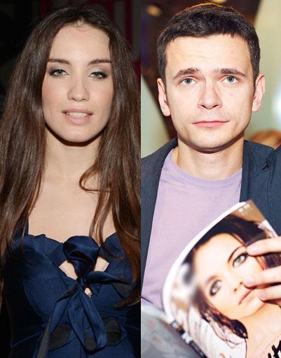 Виктория Дайнеко и Илья Яшин