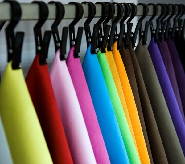Материалы и ткани для одежды