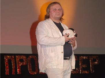 Алексей Федорченко, представитель России на Венецианском кинофестивале