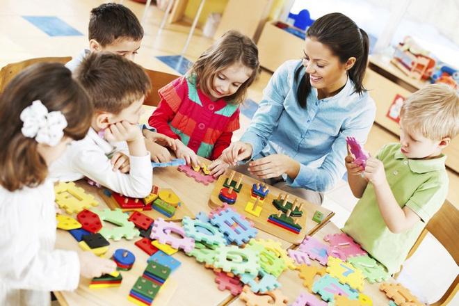 Советы по воспитанию детей: идем в детский сад