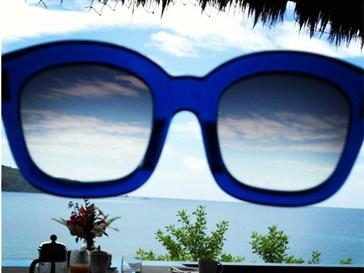 Солнечные очки из коллекции Тины Канделаки