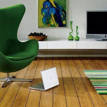 Ламинат из коллекции «Экспрессия», цвет «морской дуб», Pergo, компания «Европолы», компания «Паркет-Пол 21 век».