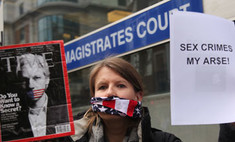 Швеция опротестовала решение по делу Джулиана Ассанжа