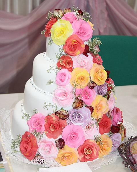 Свадьба, свадебный торт, свадебные торты фото, свадебный торт из мастики