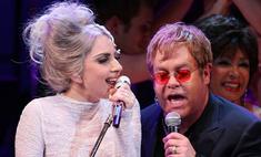 Элтон Джон и Леди ГаГа споют дуэтом для мультфильма