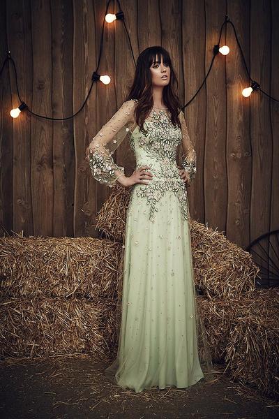 Лучшие коллекции Недели свадебной моды   галерея [6] фото [7]
