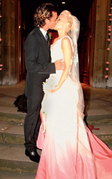 Свадьба Гвен Стефани, 2006 год