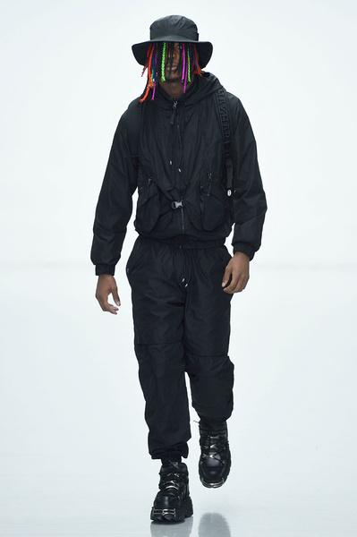 Неделя мужской моды в Лондоне: главные показы   галерея [2] фото [1]