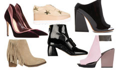 Смотри под ноги: самая модная обувь осени