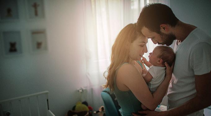 Любить... после рождения ребенка