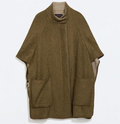 Кейп Zara, 6599 р.